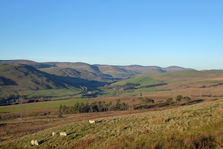 ewes valley december
