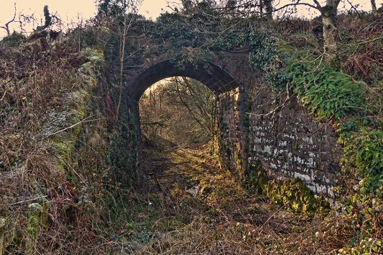 gilnockie railway brodge