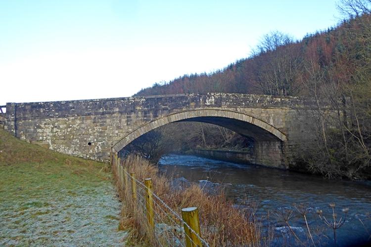 high mill bridge