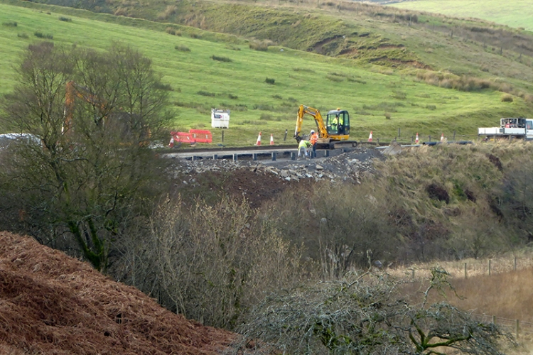 mending the Lockerbie road 2