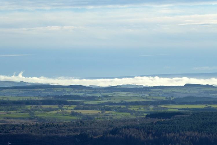 mist in Engalnd