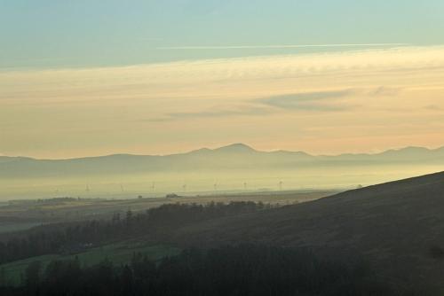 mist over solway