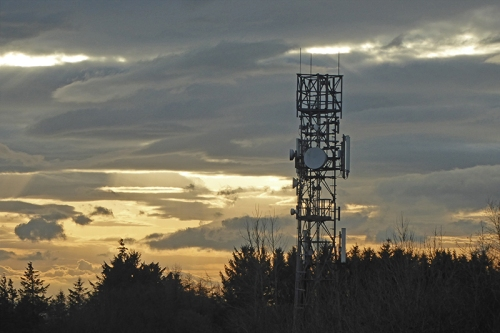 phone mast KPF