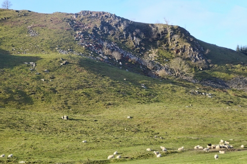 crag at benty