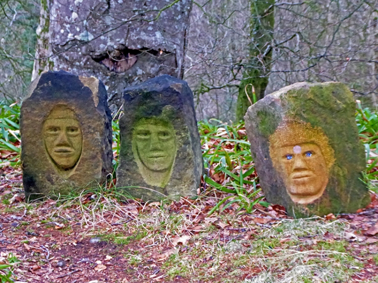 heads at hollows