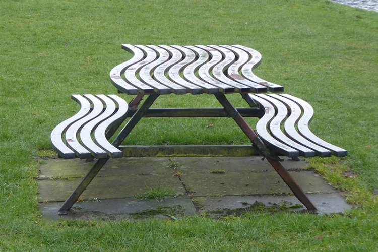 kilngreen bench