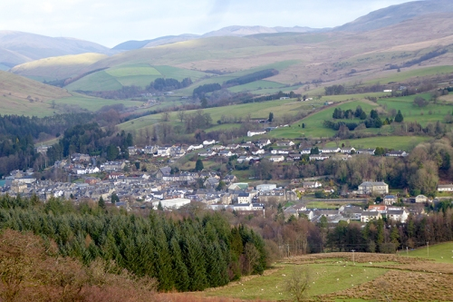langholm from walk 5
