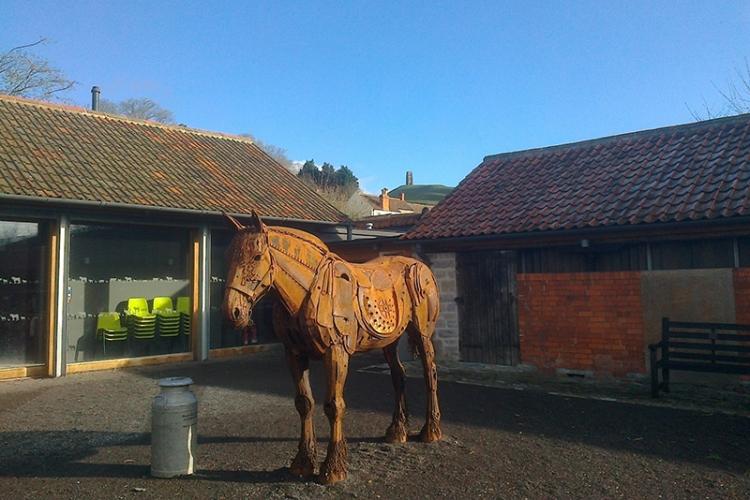 mary somerset horse