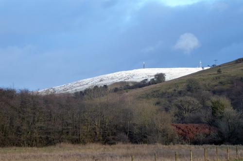 snowy whita from wauchope road