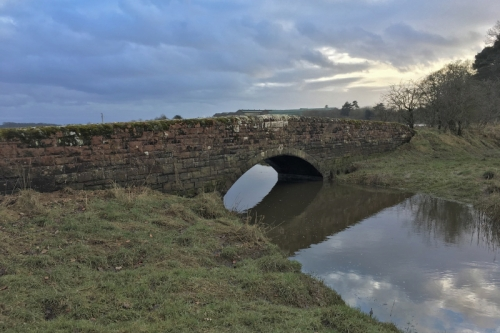 annan little bridge