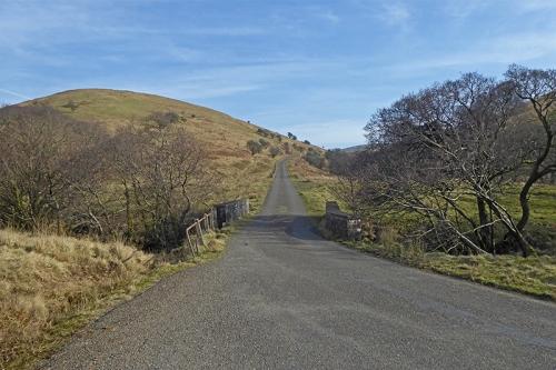 carrotrig hill from bottom