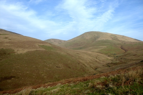hills at carrotrig