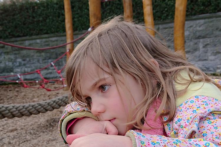 pensive Matilda