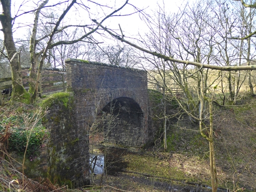 railway bridge Copshaw