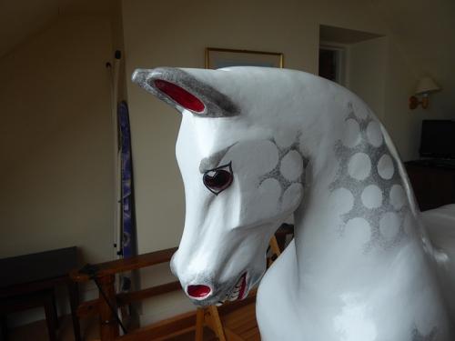rocking horse eyes