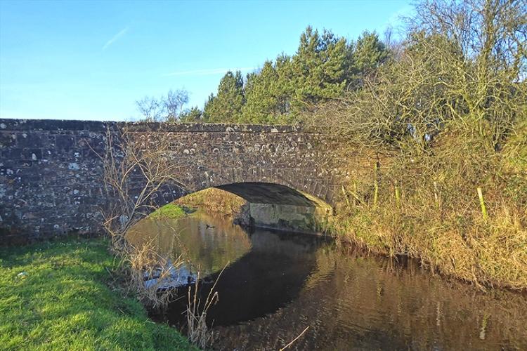 sark tributary bridge