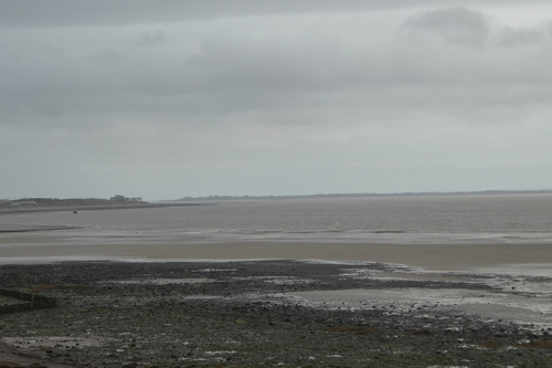 solway on a grey day