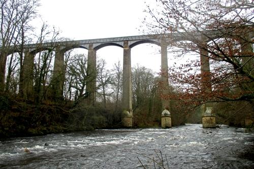 telford aqueduct