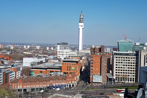 Birmingham BT Tower