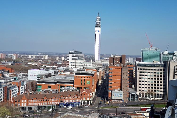 Birmingham BT Tower