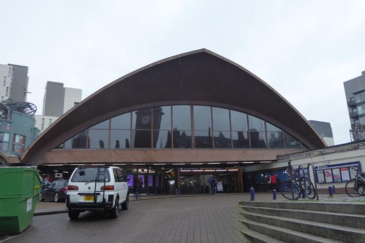 Manchester station