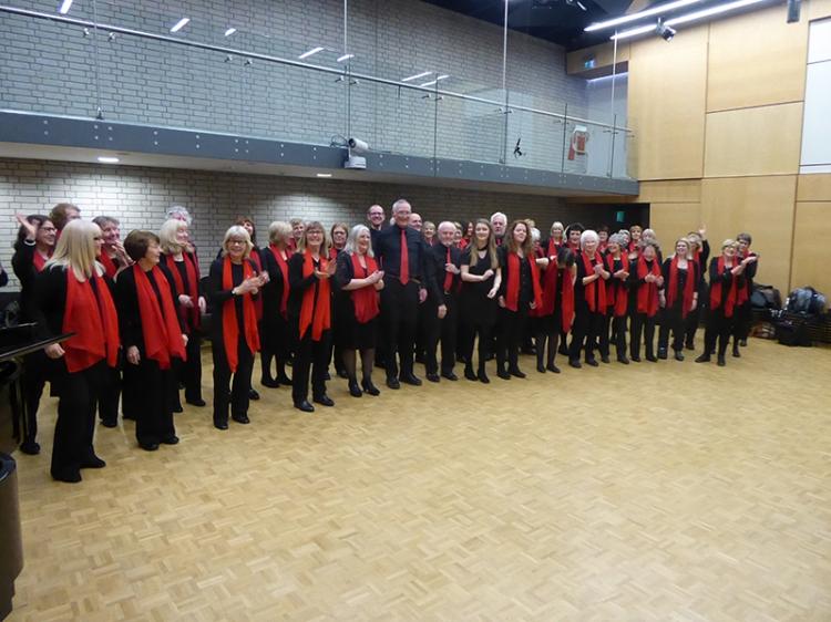 carlisle choir