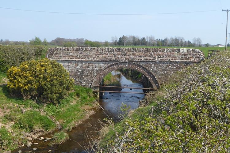 bridge near arthuret