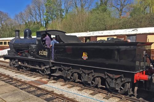 Bruce's train
