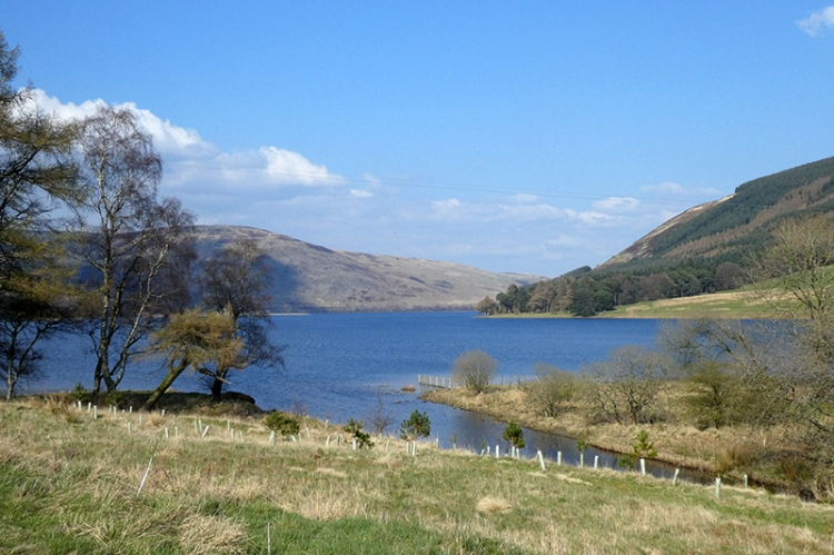 farewell to St mary's Loch