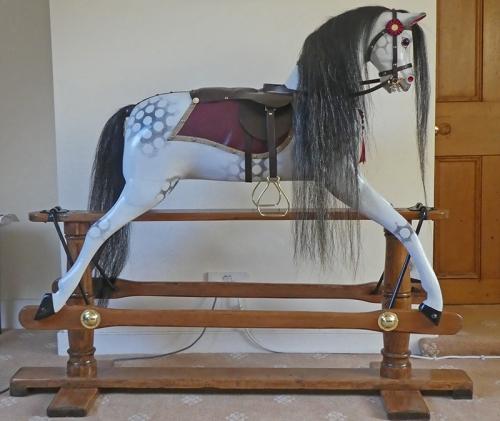 new rocking horse