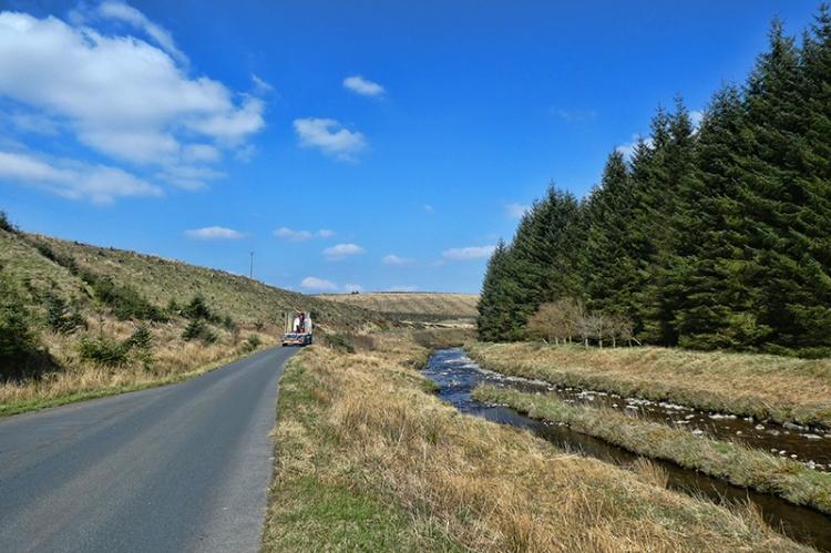 Road to Ettrick