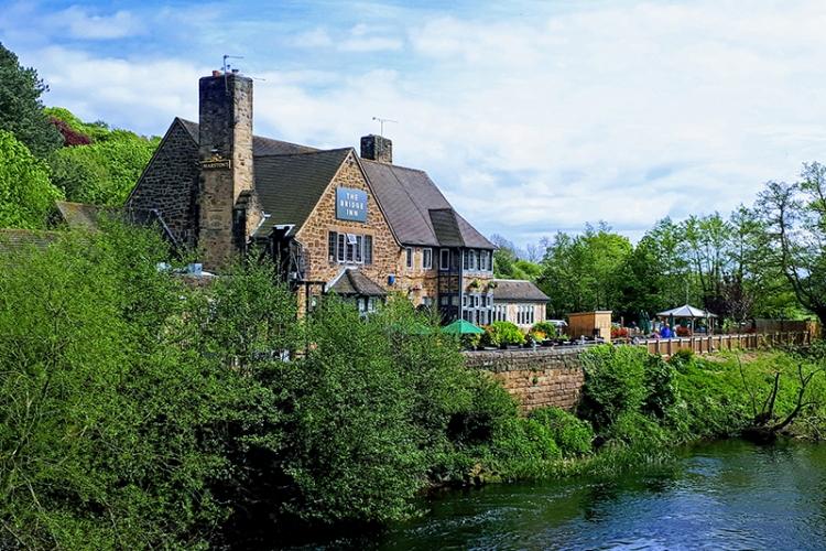 bridge inn Duffield