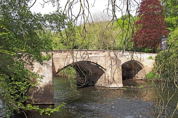 duffield bridge