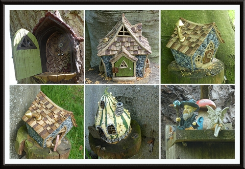 fairy houses Archerfield