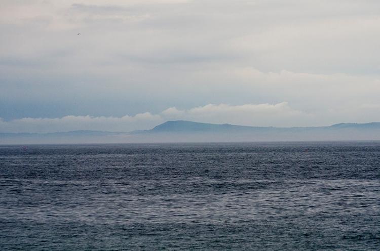 fife shore low mist