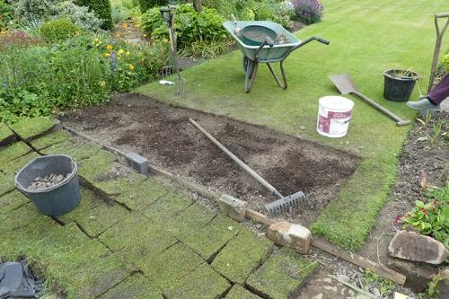 lawn renovation 4
