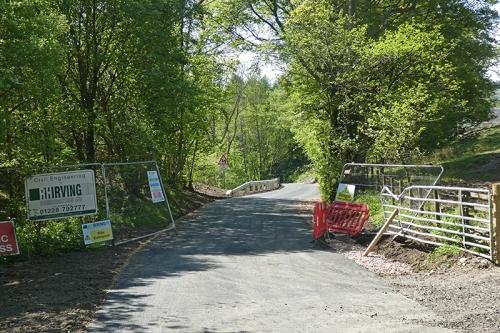 new tarras road