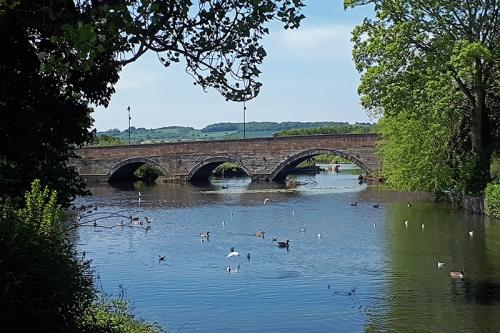 Tamworth bridge