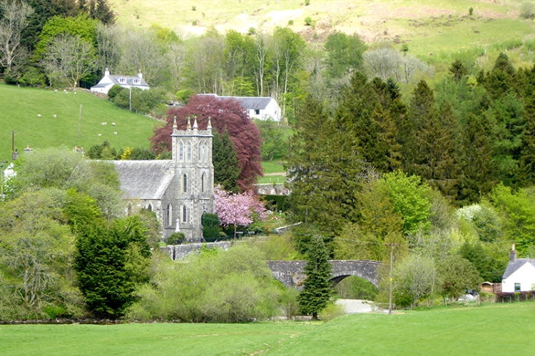 westerkirk church may
