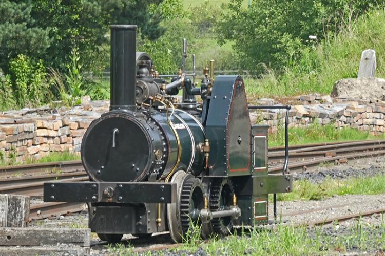 colliery engine 1