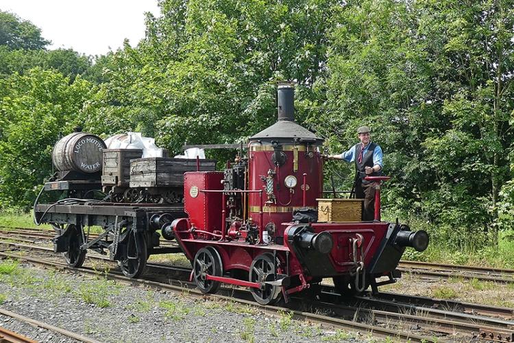 colliery engine 2