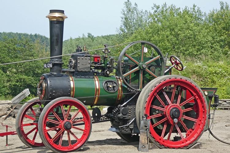 colliery engine 3