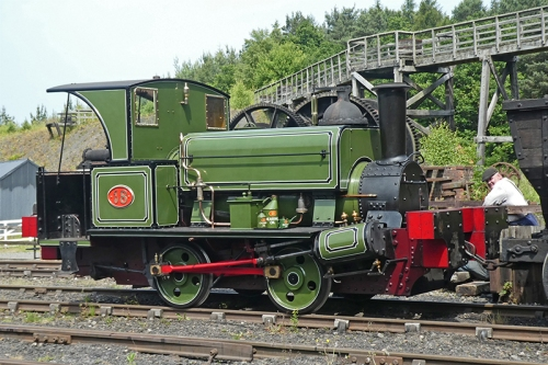 colliery engine 6