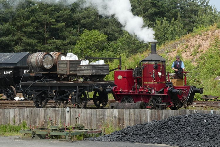 colliery engine 7