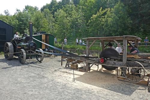 colliery sawmill 1