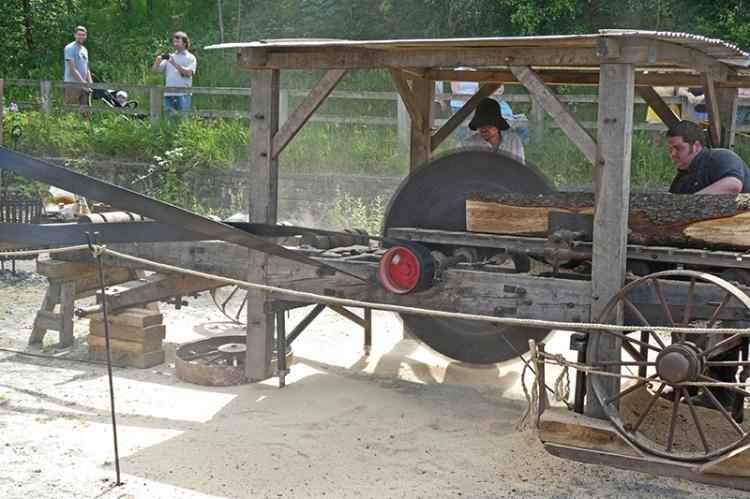 colliery sawmill 2