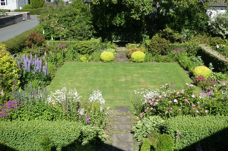 front lawn 27 june