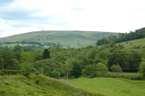 view of whita from becks road