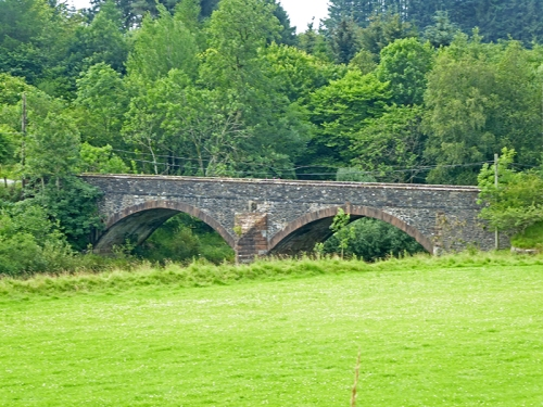 bridge at Eskdalemuir