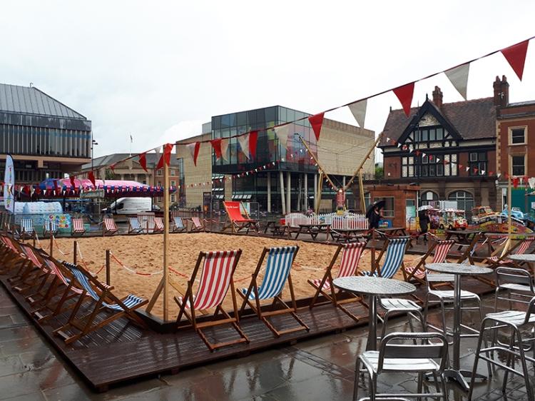 Derby beach